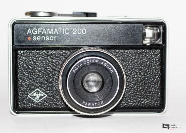 Agfamatic 200 Sensor