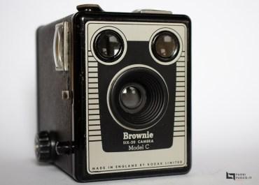 Kodak Brownie Six-20 Model C