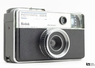 Kodak Instamatic 333 X