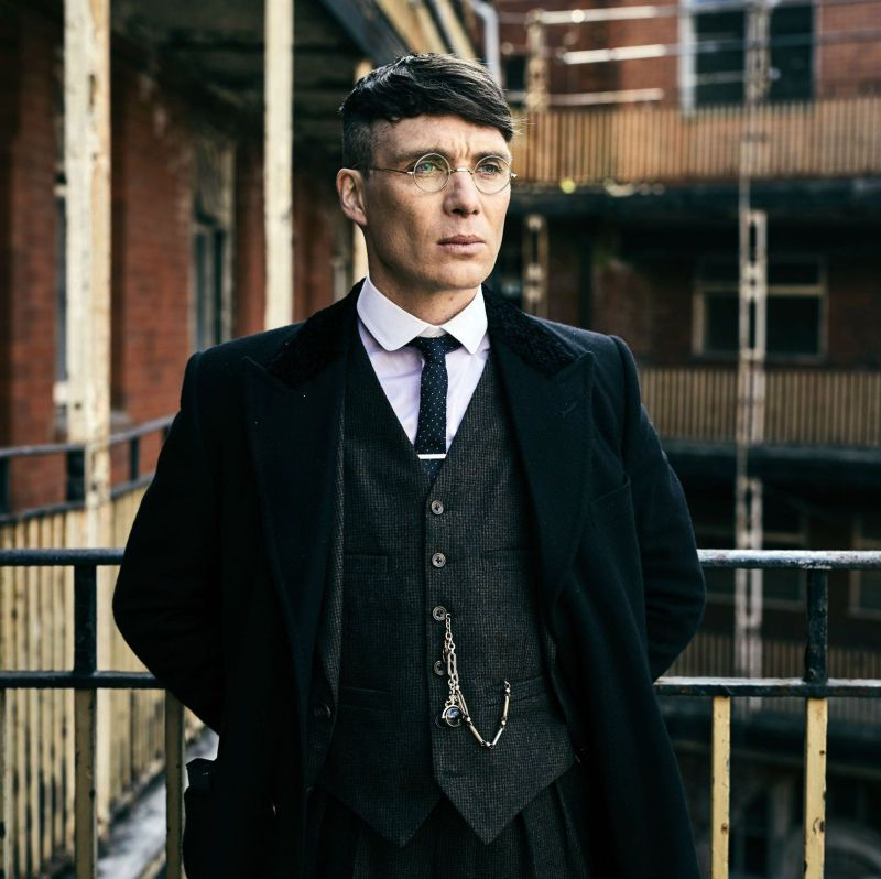 Tommy Shelby, Peaky Blinders 5.