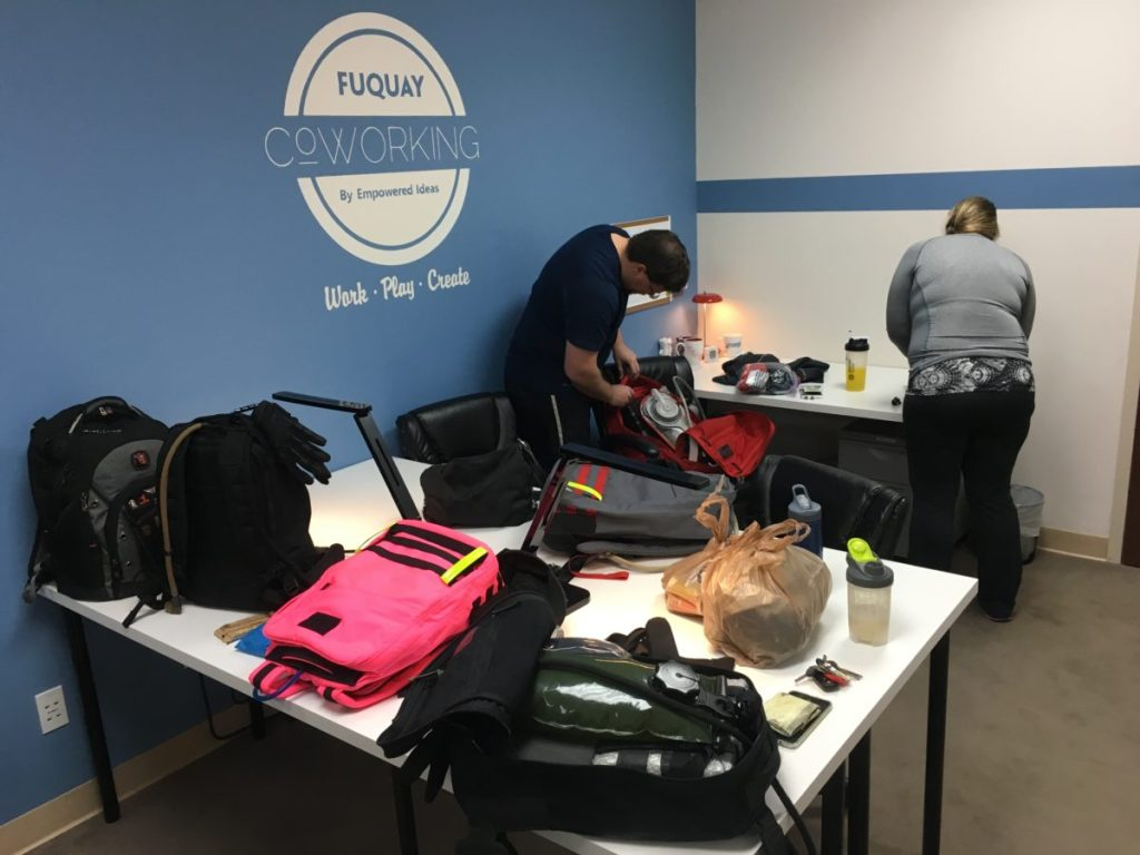 creating office work play. April 9th, 2016: #GoRuck LIGHT Challenge (Raleigh, NC) Creating Office Work Play J