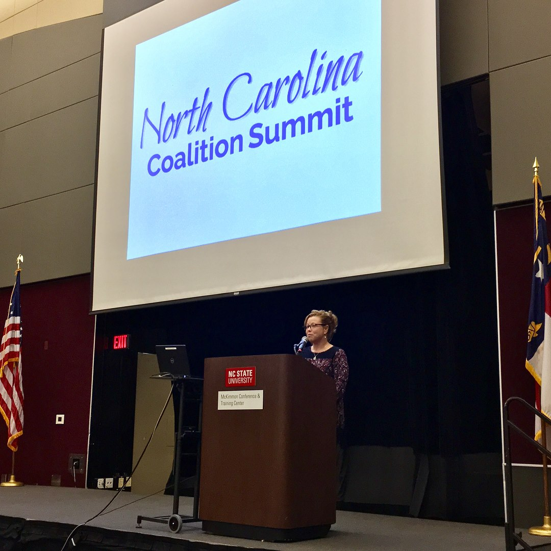 Empowered Ideas and Fuquay Coworking Manage the North Carolina Coalition Summit in Raleigh, NC