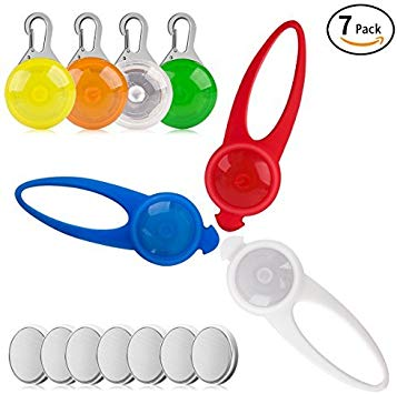 clip on lights for dogs