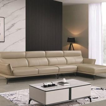 jxf3158 China Modern High end Design Luxury Living Room Furniture Leather Sofa