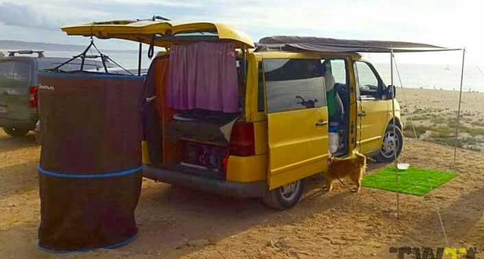Cmo camperizar tu furgoneta por menos de 2000 euros