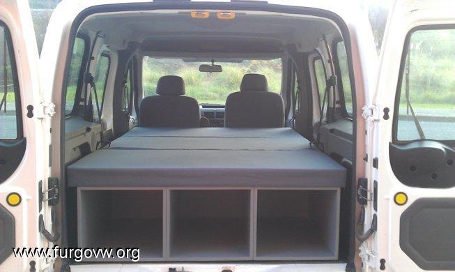 FORD Tourneo Connect 18 Tdci 75CV Camperizacion Ford