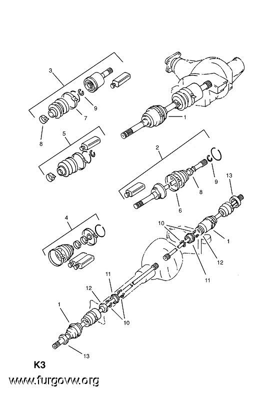 Camperizando Opel Monterey 4x4