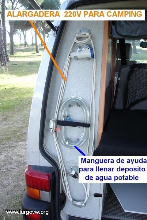 VW T4 California Coach SYNCRO 24D 1998 Presentacin de Dorleta