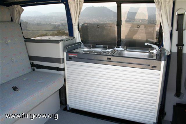 Modulo Cocina VW T5 Beach