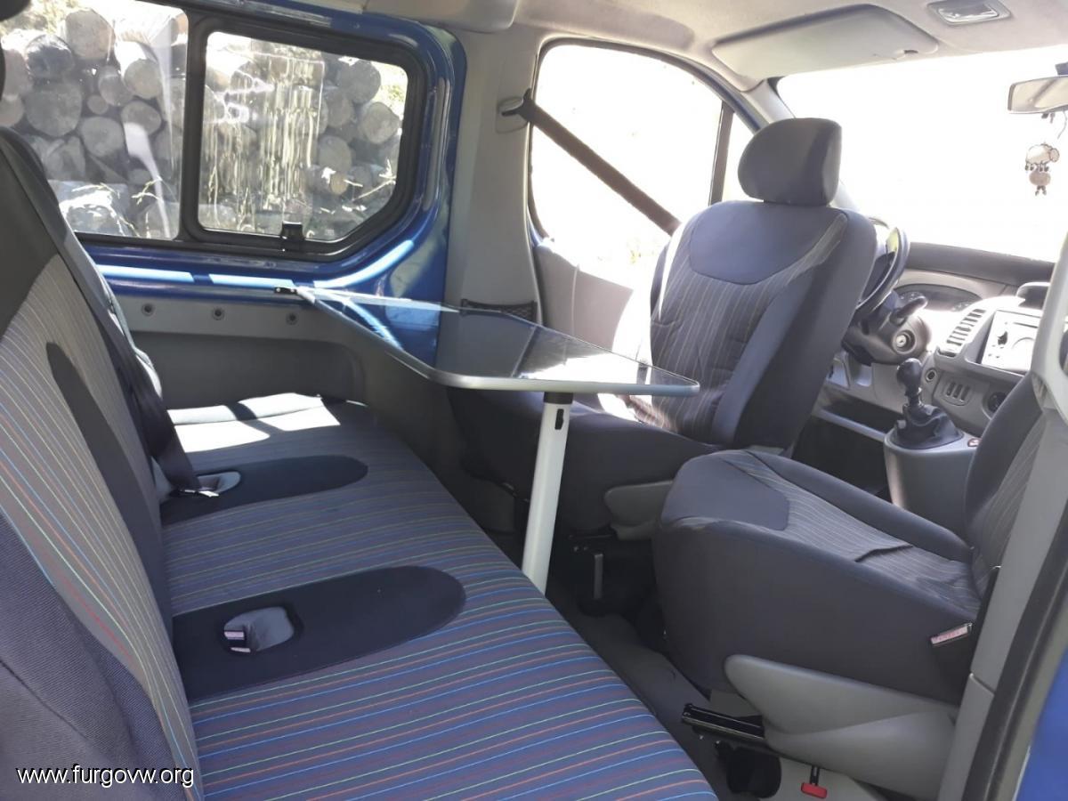 Mueble Opel Vivarocamacocinafregadero