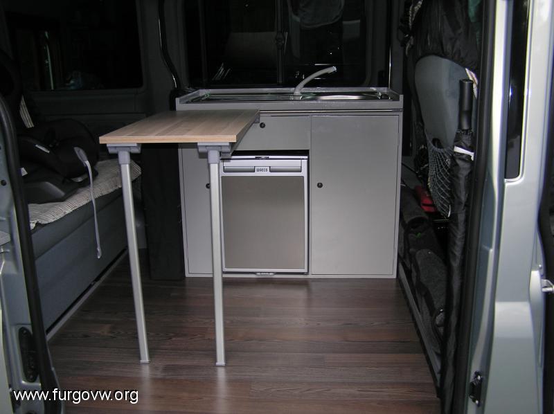 FORD Transit 22D 140cv preparada para viajar y para el