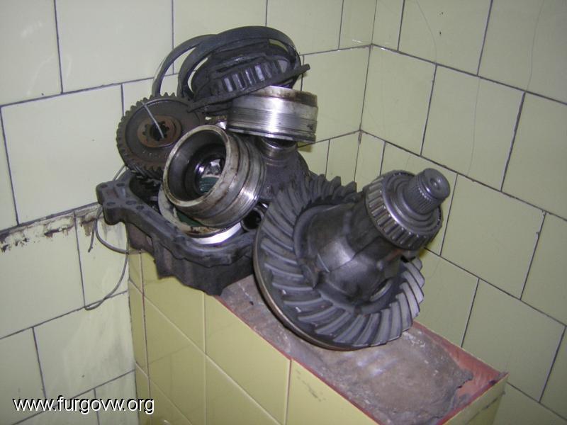 Motor boxer 21 inyeccion de vw t3 multivan bola remolque