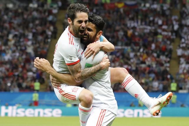 Espagne 1 - 0 Iran : Comment la Roja a forcé le coffre-fort de la Team Melli