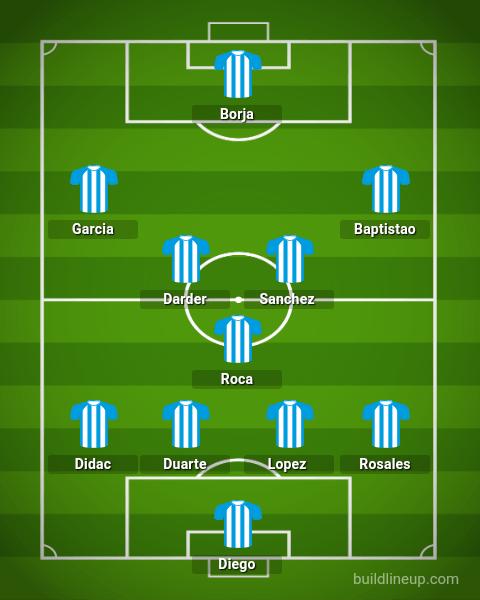 Compro probable Espanyol