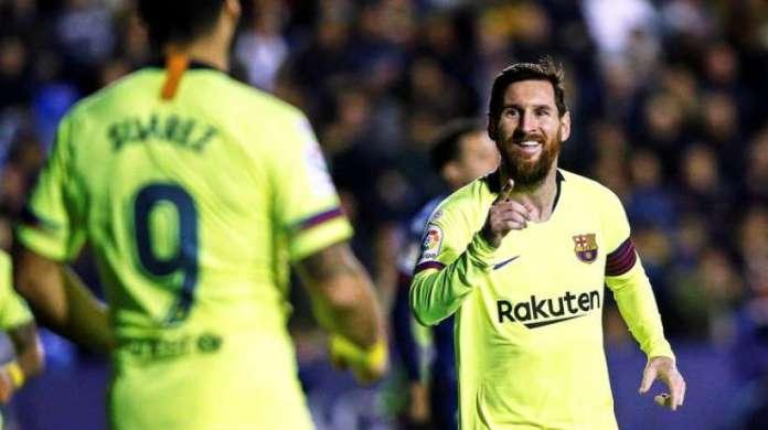 Once Liga - Lionel Messi