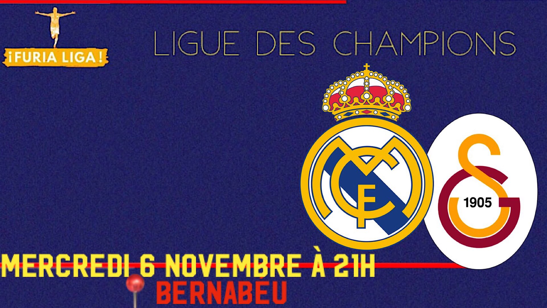 Ligue des champions : revivez Real Madrid - Galatasaray