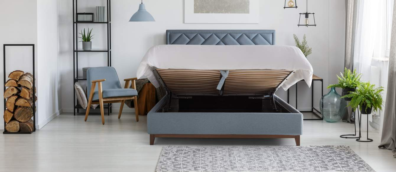 Lift Up Storage Beds Use The Storage Under Your Bed