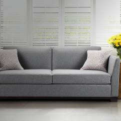 Grey Fabric Sofa Uk Configurable Sectional Bed Or Leather We Love