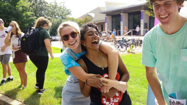 Living at Furman – New Students