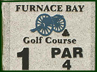 Furnace Bay Golf Course - Tips by Hole, Todd Haley