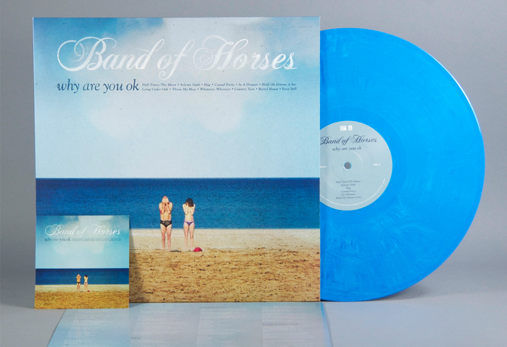 Band of Horses 12″