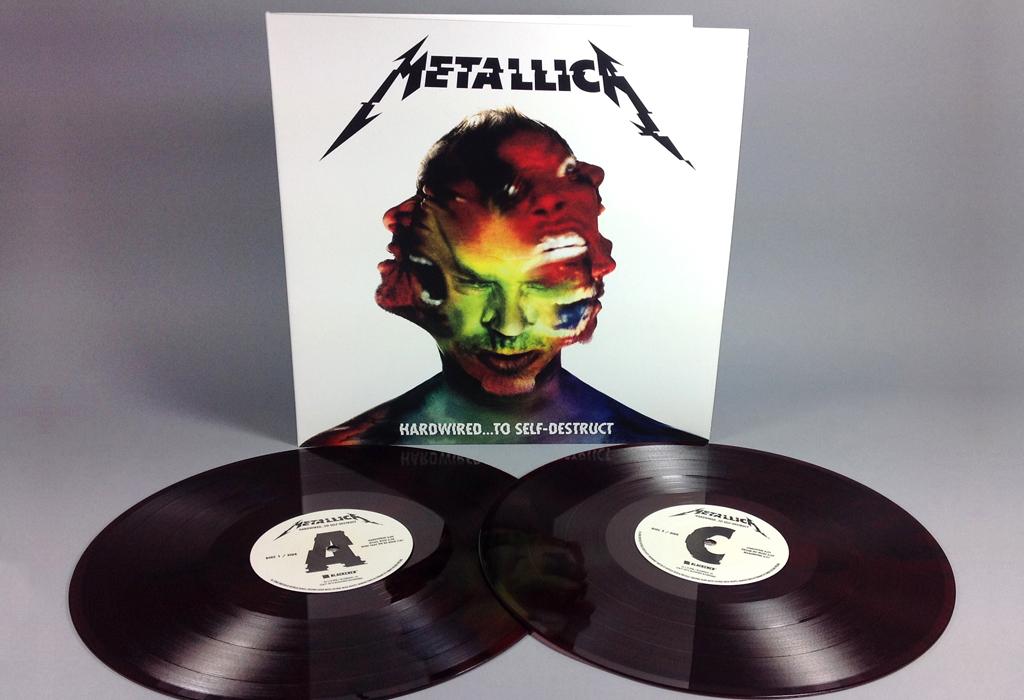 Metallica 12″