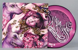 Picture Disc Vinyl Records
