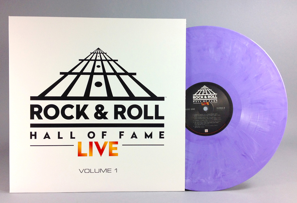 Rock & Roll Hall Of Fame Volume 1 12″