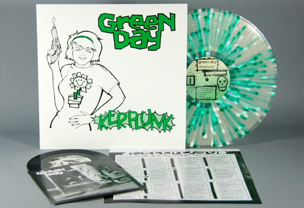 Green Day – 12″
