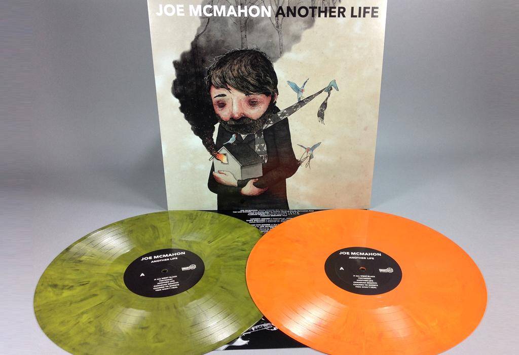 Joe McMahon – 12″