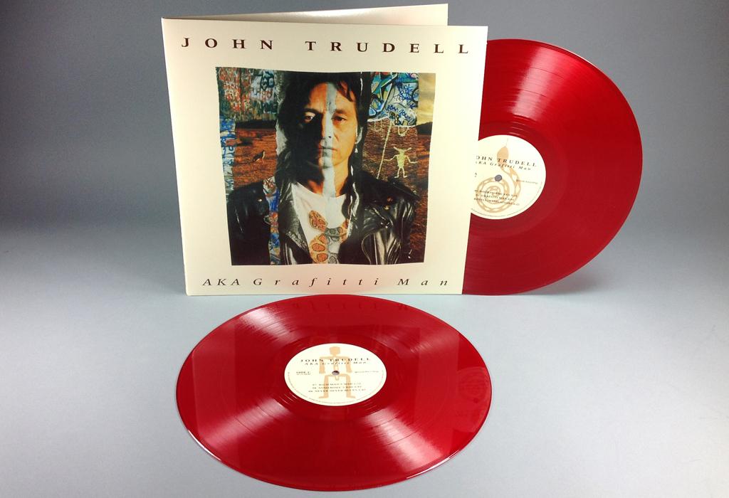 John Trudell – 12″