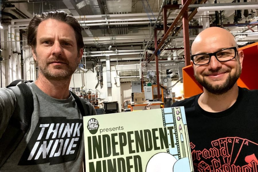 In The News: Eric on Independent Minded