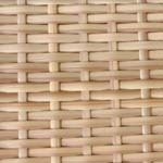 synthetic rattan