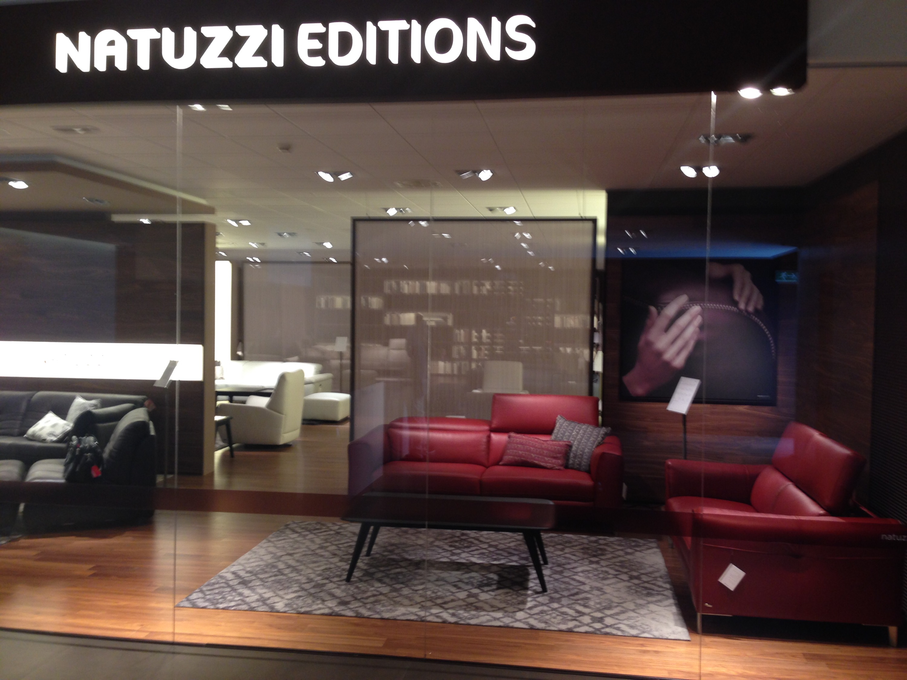 natuzzi lia fabric sleeper sofa reviews rattan sets editions clearance stock new batch announced for