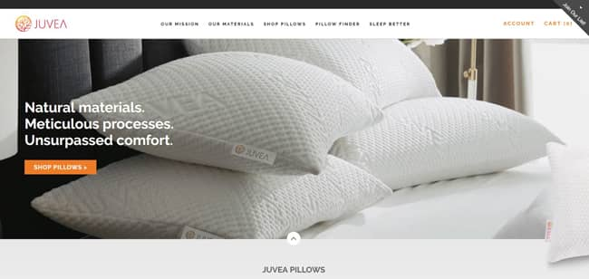 talalay global launches direct to consumer website for juvea latex pillow line furniture world magazine