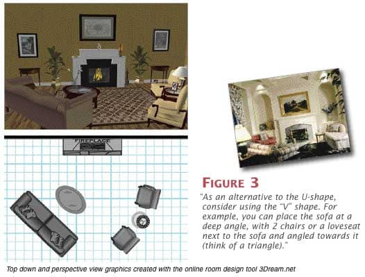 living room couch and loveseat layout teal rug decorating school crash course part 5 furniture placement world magazine