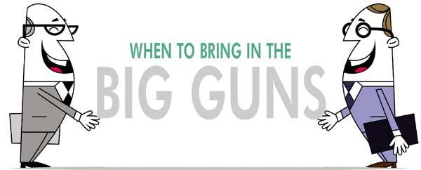 When To Bring In The Big Guns Furniture World Magazine