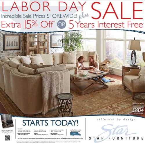 Advertising Insight From FurnitureAdTracker 2 Labor Day