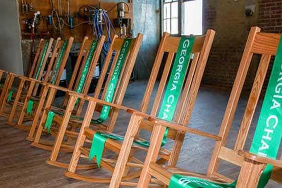 georgia chair company tempur pedic celebrates 100th anniversary furniture world