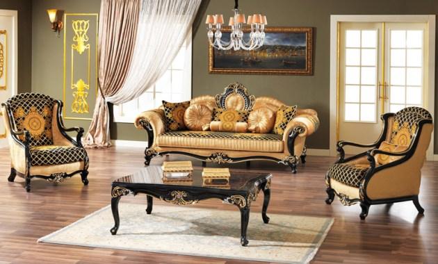 Sofa Modern Mewah Klasik Asos