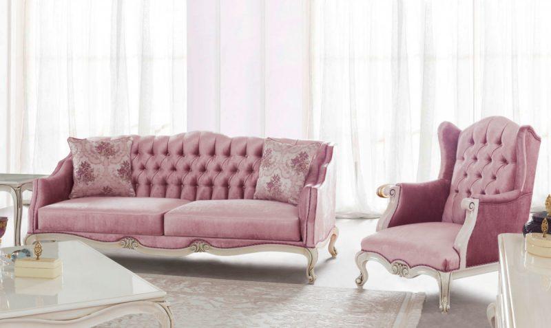 Kursi Sofa Mewah Minimalis Klasik Duty