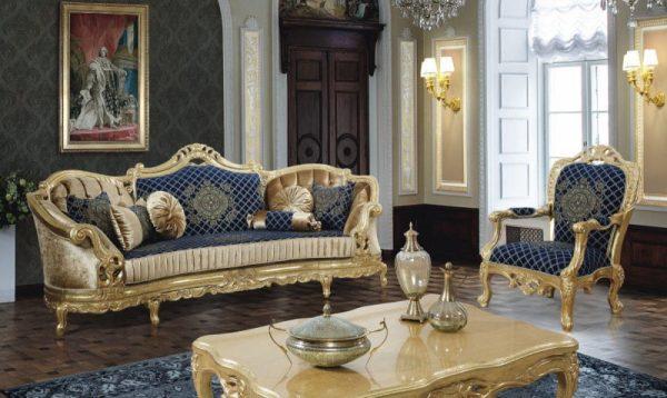 Sofa Jati Mewah Klasik Putana II