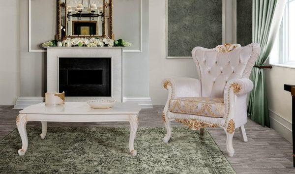 Sofa Mewah Murah Klasik Asalet