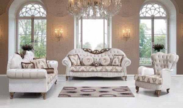 Sofa Mewah Minimalis Terbaru Beylerbeyi