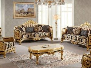 Kursi Ruang Tamu Klasik Pardiva