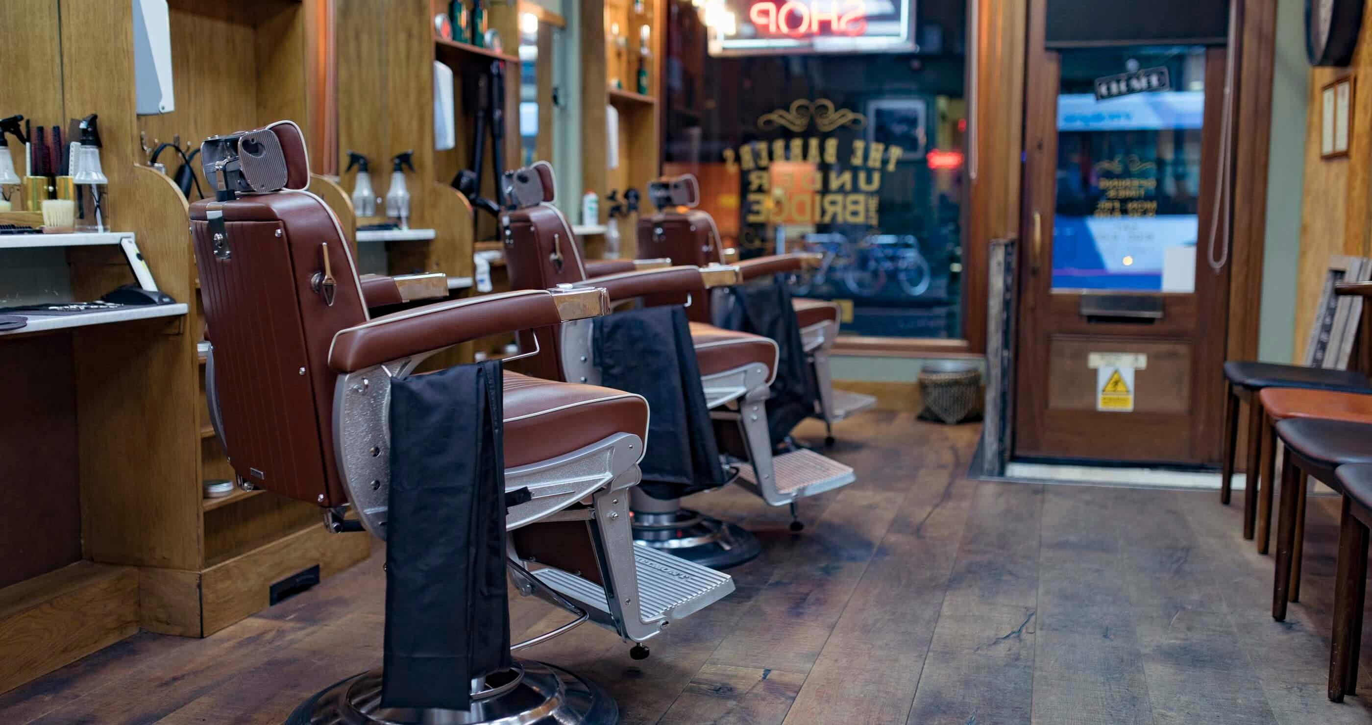 5 Quality Barber Stations Designs  Reviewed  Furnish  Style