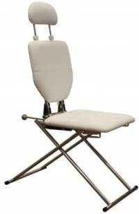 Portable Barber Styling Chair  Guide to Folding & Reclining