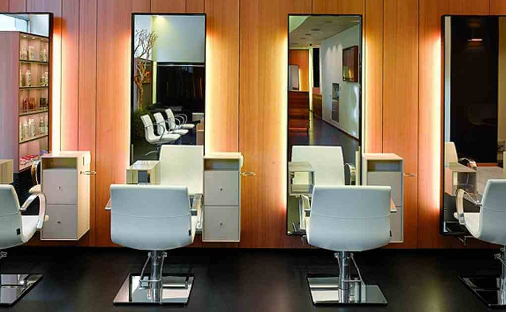 5 Quality Salon Mirrors Reviewed  Lighting  Stations