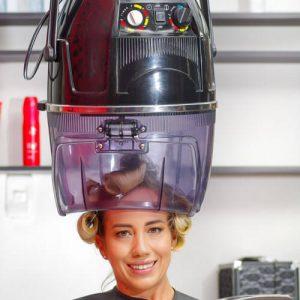 2018's Best 6 Salon Ready Sit Under Hooded & Bonnet Hair Dryer