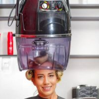 2018's Best 6 Salon Ready Sit Under Hooded & Bonnet Hair Dryer